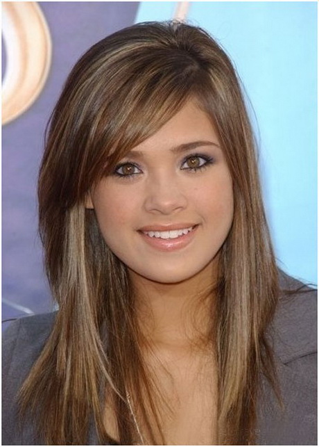 Hairstyles With Straight Hair