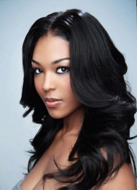 Hairstyles For Long Hair Weave : Hairstyles you can do with weave