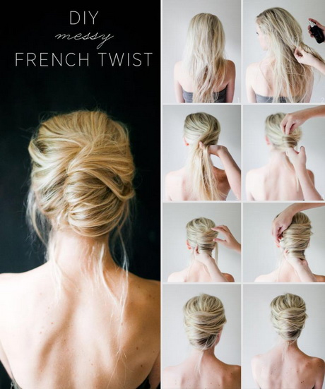 Wedding Hairstyles Diy: Hairstyles You Can Do Yourself