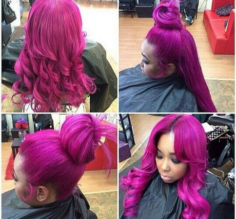 Hairstyles You Can Get With The Vixen Sew In
