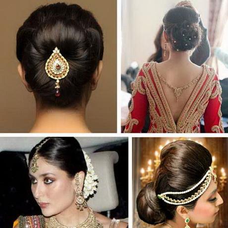 Indian Hairstyles Juda
