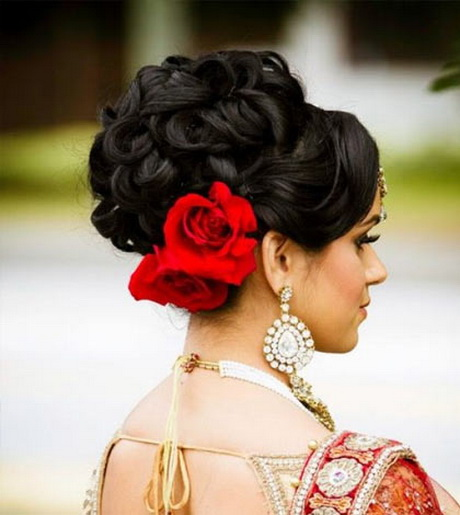 Wedding Juda Hairstyles: Indian Hairstyles Juda