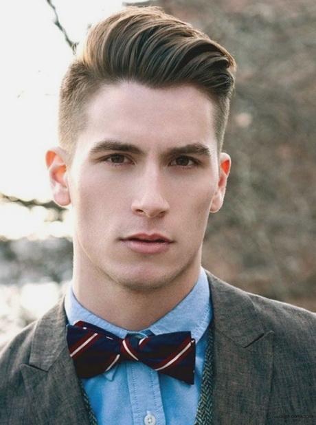 Мужские модные волос