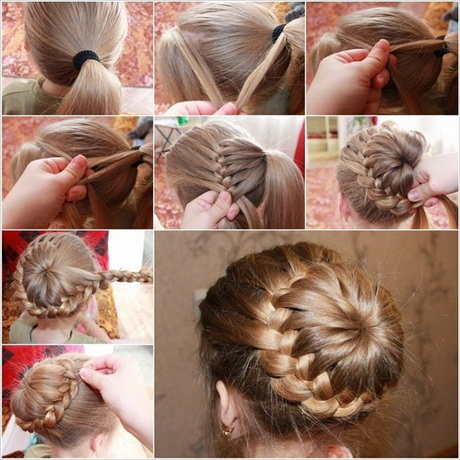 HD wallpapers easy hairstyles step by step video dailymotion