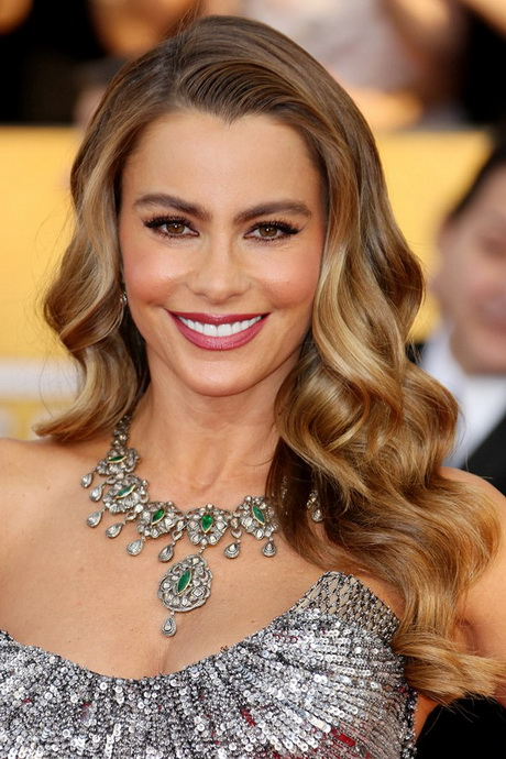Hairstyles Red Carpet : ... Guild Awards 2014 Hairstyles Red Carpet Beauty Photos (Glamour.com UK