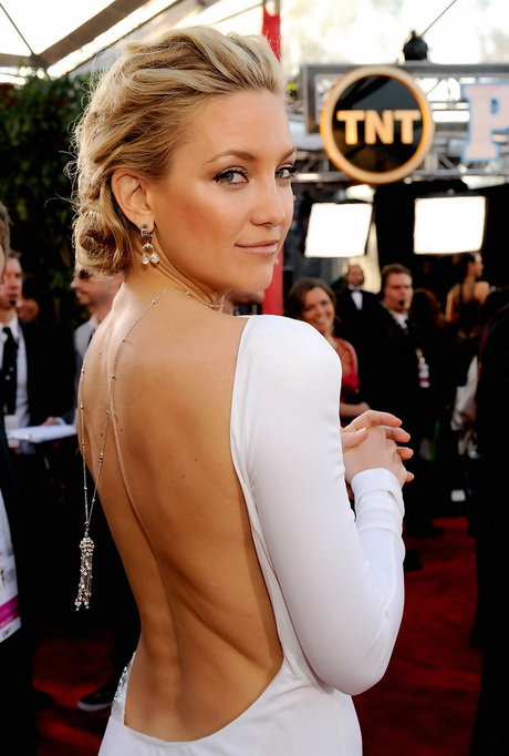 Hairstyles For Long Hair Backless Dress : ... Hairstyles 2015 Red Carpet Hairstyles 2015 Event Hairstyles Hairstyles
