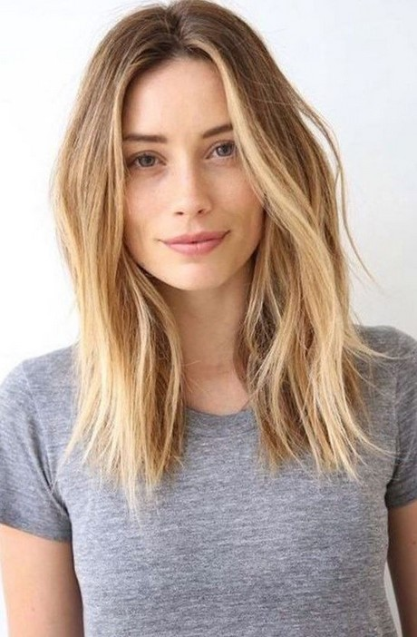 Wonderful Fall Winter 20162019 Hairstyle Trends Straight Hairstyles