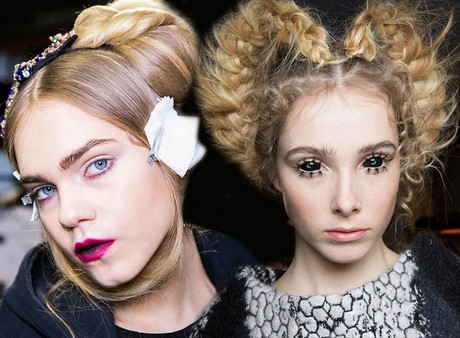Hairstyle New 2017 : Fall/ Winter 2016-2017 Hairstyle Trends