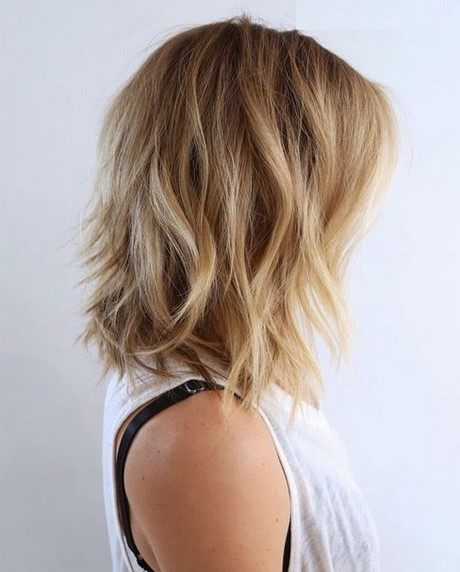Hairstyles 2017 Female Medium Length : ... Medium Hairstyles on Pinterest Hair Colors Hairstyles and Haircuts