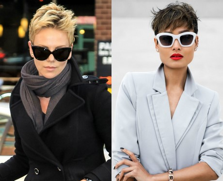 Ideas about long pixie hairstyles on pinterest - Messy Spiky Pixie Haircuts