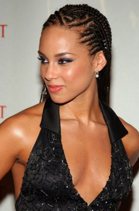 Hairstyles 2017 With Braids : African Cornrows. Cornrow Hairstyles ?