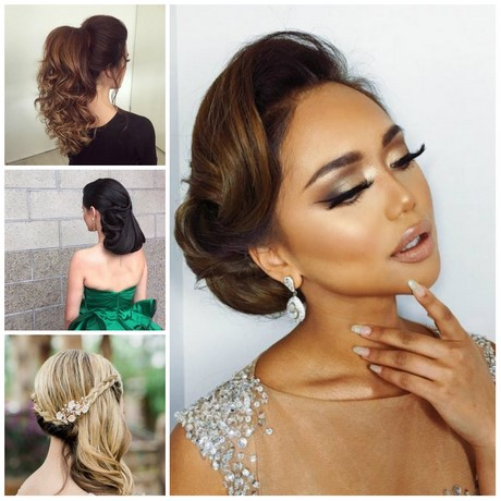 black prom hairstyles 2017