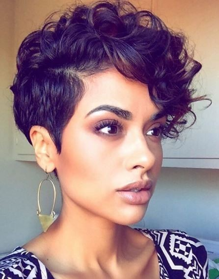 black girl bobs hairstyles : Curly Weave Hairstyles? wanna give your hair a new look? Short Curly ...