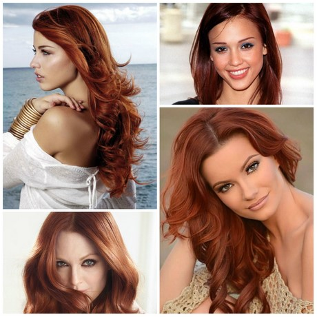 Color Hairstyle 2017