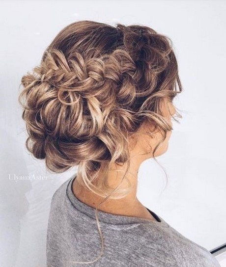 Hair for prom 2017