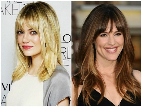 Hairstyles 2017 With Bangs : 36 Gorgeous Layered Haircuts with Bangs