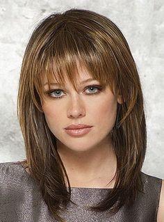 Hairstyles 2017 Medium : medium length hairs hairstyles haircuts and hairstyles on pinterest