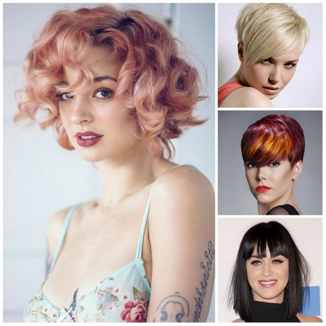 Simple 10 Trendy Short Haircut Ideas Latest Short Hair Styles For Women 2017