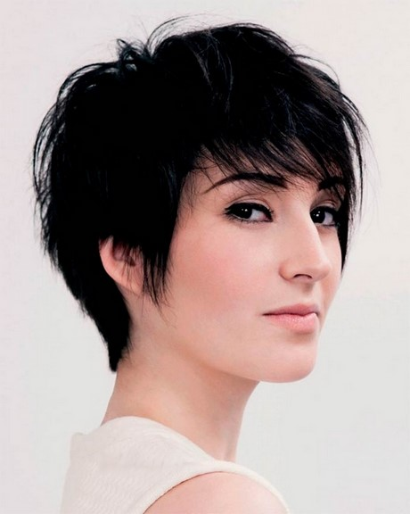 Current Trendy Hairstyles : New Latest Hairstyles And Haircuts For Short Hair