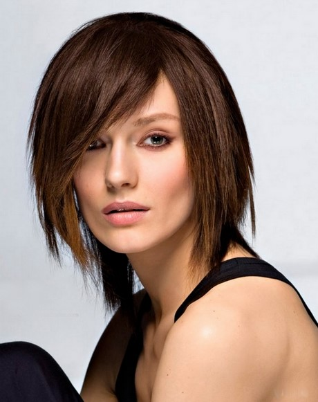 Hairstyles 2017 Medium Length Straight : Elegant Medium Length Hairstyles For 2017 Haircuts