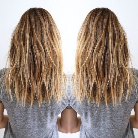 Hairstyles 2017 Mid Length : shoulder length hairstyles for women 2016 2017 Choppy Mid Length ...