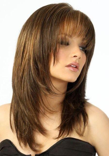 Medium Length Layered Haircuts 2017