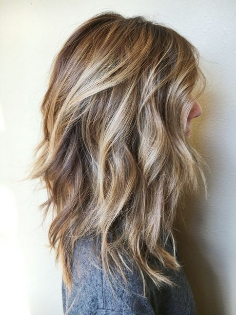 ... Everyday Hairstyles for Shoulder Length Hair: Medium Haircuts 2017
