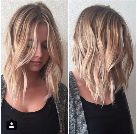 New Shoulder Lenght Haircuts And Hairstyles For 2017