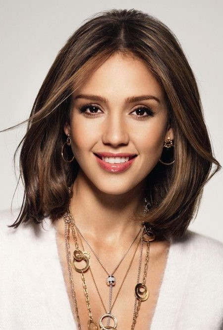 Shoulder Length Haircuts For 2017 And Hairstyles