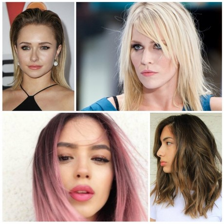 Lastest New Hairstyles For 2017 Women
