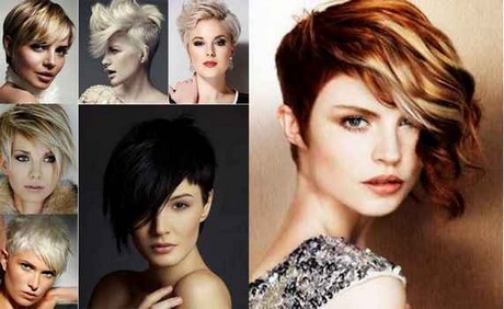 Short Haircuts With Pixie Styles Trends 2017 2018