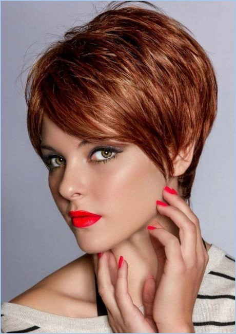 Cool Wedge Haircuts And Hairstyles For Women 20162017  Short Medium