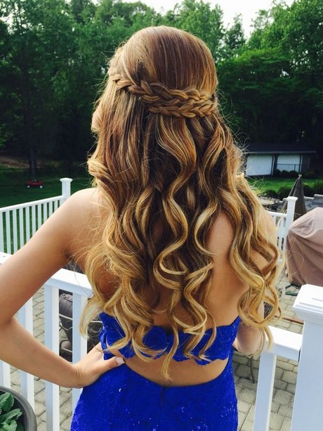 Prom Hairstyles Down 2017 : Prom hairstyles on hairstyle for long hair and