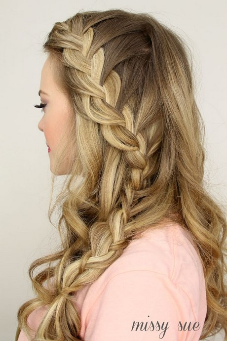 Prom Hairstyles Updos 2017