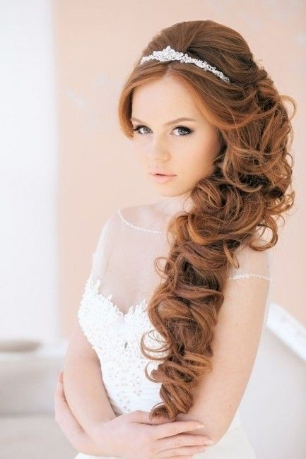 Quinceanera Hairstyles For Long Hair 2017 : Quinceanera hairstyles
