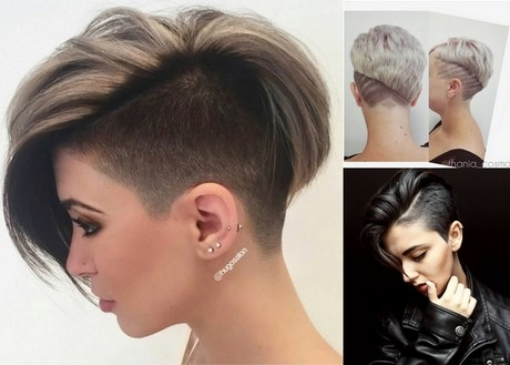 Short 2017 hairstyles