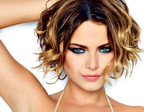 shoulder length straight hairstyles : 20 new short curly hair styles short hairstyles 2016 2017