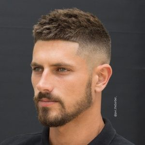 Hairstyles 2017 Medium Hair Mens : Short haircuts for men 2017