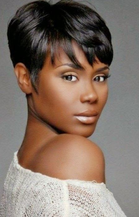 Hairstyles 2017 Female Black : Black Women to Get More Confident 2017 Short Hairstyles for Women ...