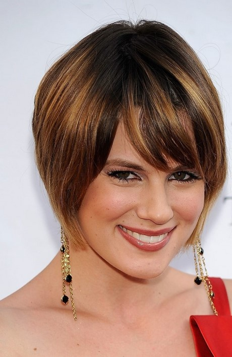 Simple  Hairstyles Thin Short Length Hair Styles Short Hairstyles For Fine
