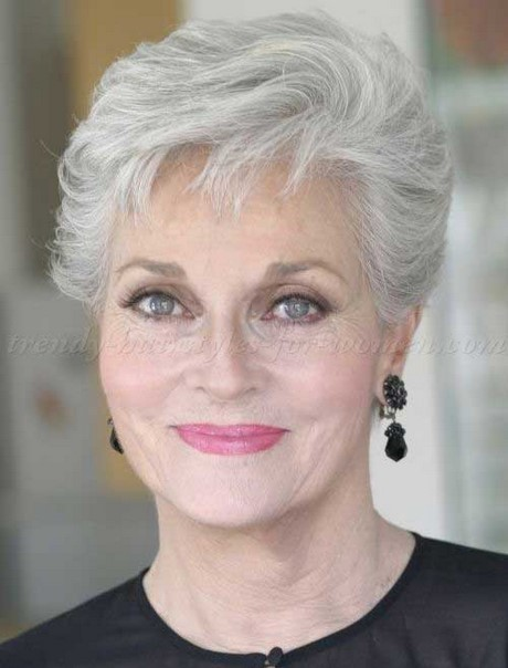 Short Hairstyles For Women Over 50 2017