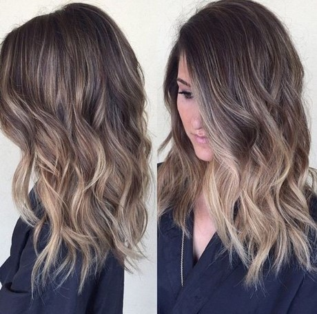shoulder length layered haircuts 2017