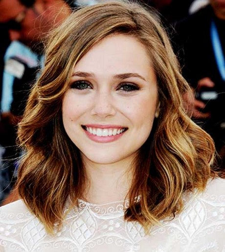 Shoulder Length Layered Haircuts 2017