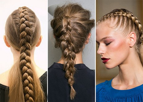 Latest fashion trends 2017 plaits and braids the new maid(en) braided hair styles