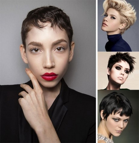 Hairstyles In 2017 : The latest short hairstyles 2017