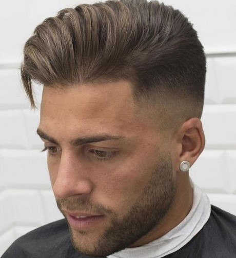 New style haircuts for men