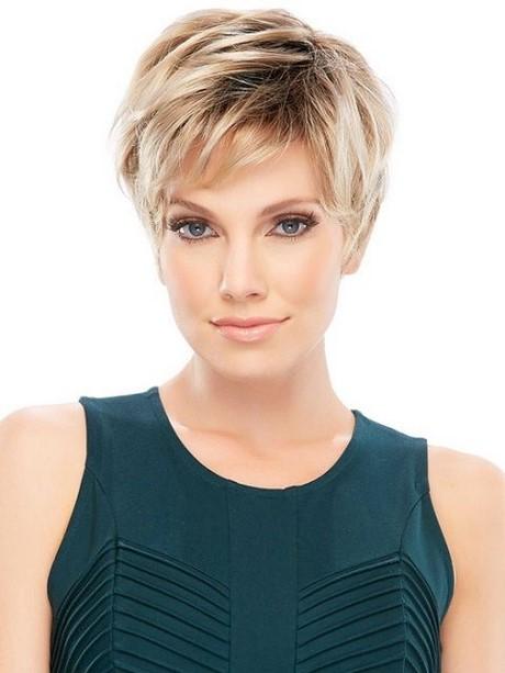 Trendy Short Haircuts For Women 2017