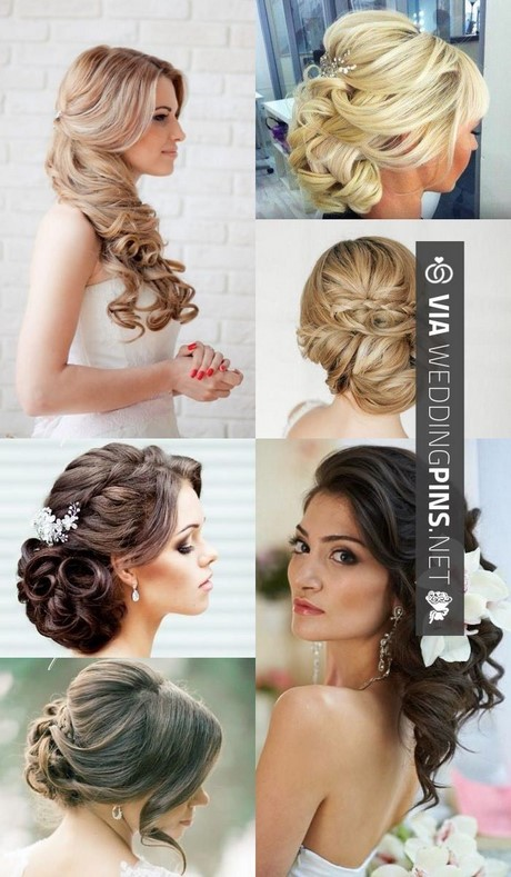New Hairstyle For Wedding 2017 : Out these other great shots of new wedding hairstyles here at