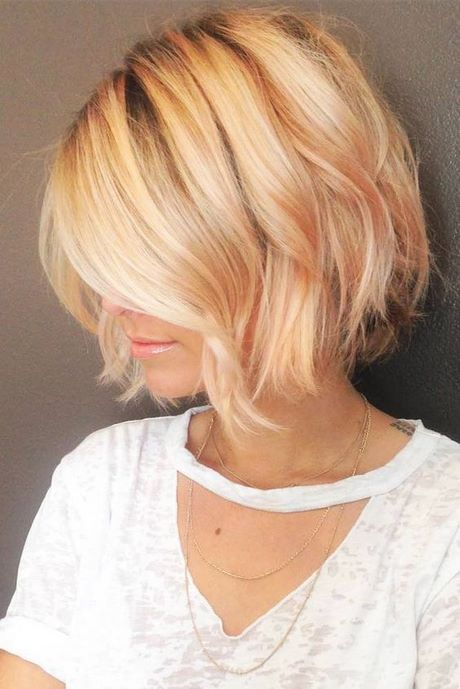 Bobbed Hairstyles 2019