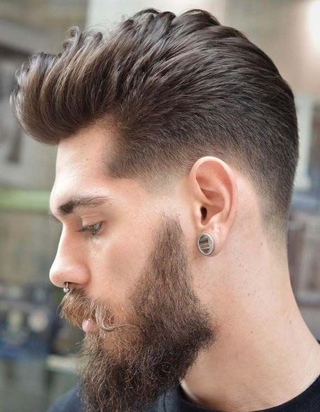 Mens Hairstyles For 2019